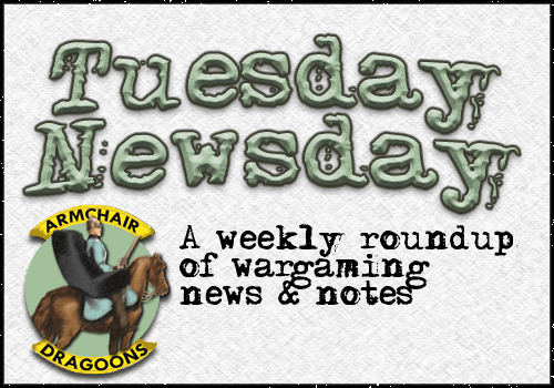 Tuesday Newsday – 21 April 2020