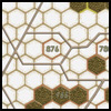 Random Map:  Fort Irwin in Hexes
