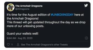 UnboxAugust