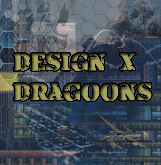 Design x Dragoons: Military Doctrine on the Tabletop