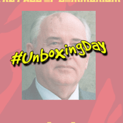 #UnboxingDay! Gorbachev: The Fall of Communism by White Dog Games
