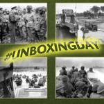#UnboxingDay! D-Day Quad