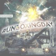 #UnboxingDay! Iron Curtain