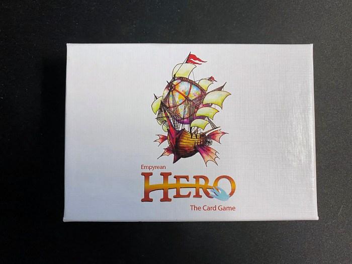 Unbox-hero box