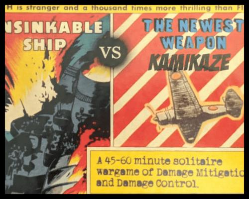 Bonus Unboxing – USS Laffey by Catastrophe Games