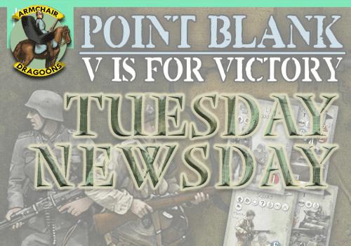 LNLP's Point Blank on Kickstarter – #TuesdayNewsday 8/17/21