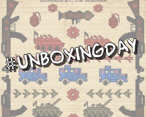 #UnboxingDay – Zurmat from Catastrophe Games