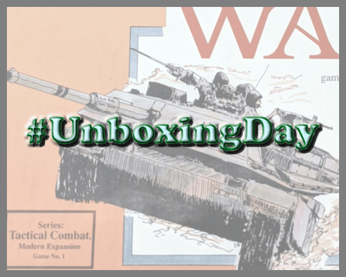 #UnboxingDay ~ Force Eagle's War by The Gamers