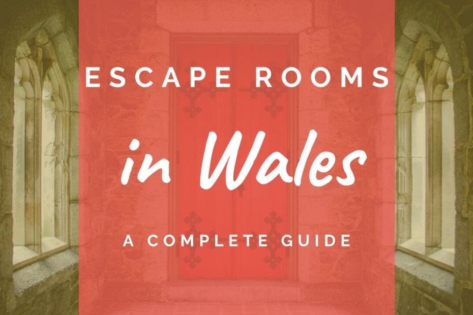 Welsh escape rooms - directory