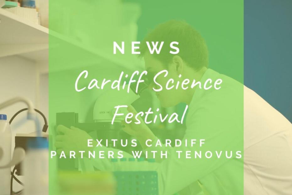 Cardiff Science Festival header