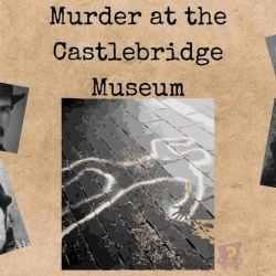 FREE PUZZLE: Murder at the Castlebridge Museum