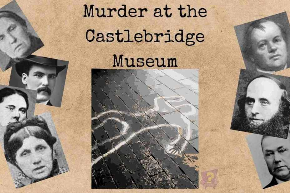 Castlebridge Museum Murder