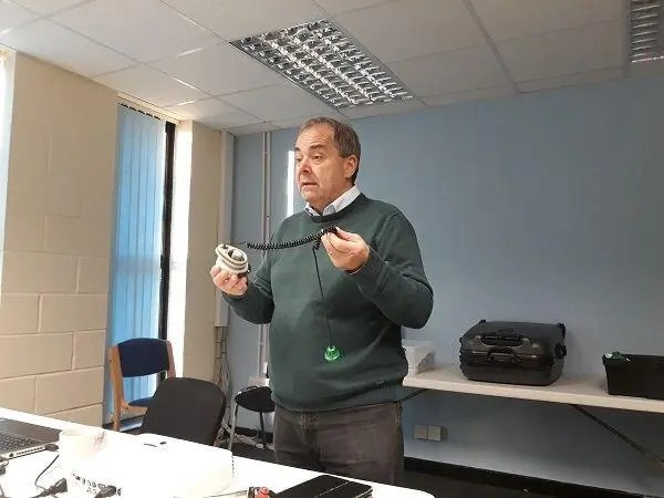 Asbestos awareness training course at Armco asbestos training in Bury