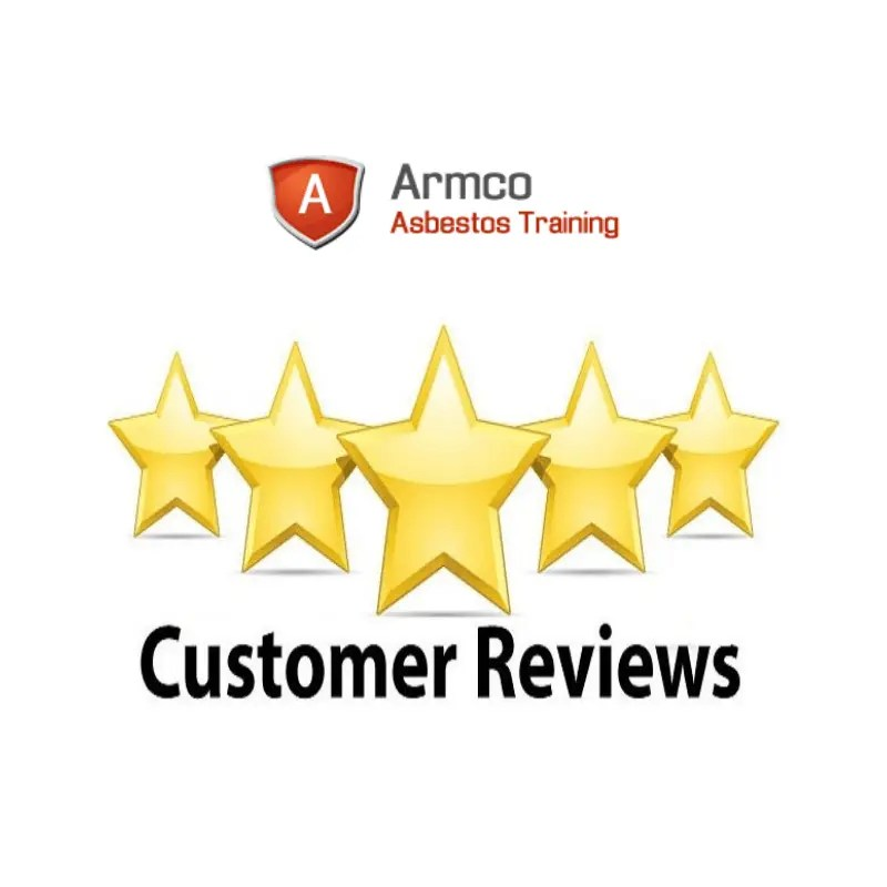 reviews of armco asbestos training