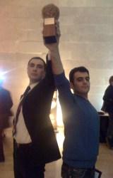 Narek Markarian Sergey Sargsyan Award Armnet Winners