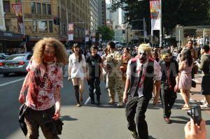 Զոմբիների խումբը փորձում է հարամել Էրեբունի-Երևան տոնակատարությունը