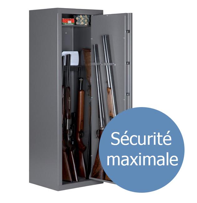 armoire forte securite maximale