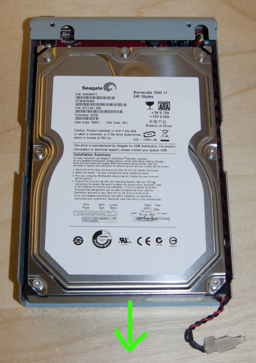the basics of a hard drive Cnet editor dong ngo goes over the basics of digital storage devices for home users digital storage basics, part 1: internal storage vs memory pros of hard drives: generally.