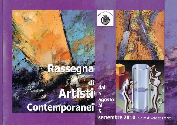 Rassegna di artisti contemporanei a Roccaraso (Aq) - collettiva a cura di Roberto Franco
