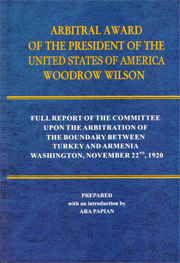 Arbitral-Award-Of-The-Presidnet-Of-The-United-States-Of-America-Woodrow-Wilson-Cover-s