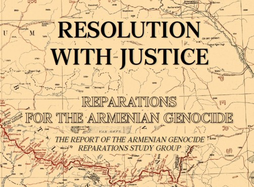 Resolution with Justice: Theriault Discusses Armenian Genocide Reparations Report