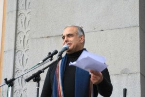 1x1.trans 'Over My Dead Body': Hovannisian Announces Hunger Strike