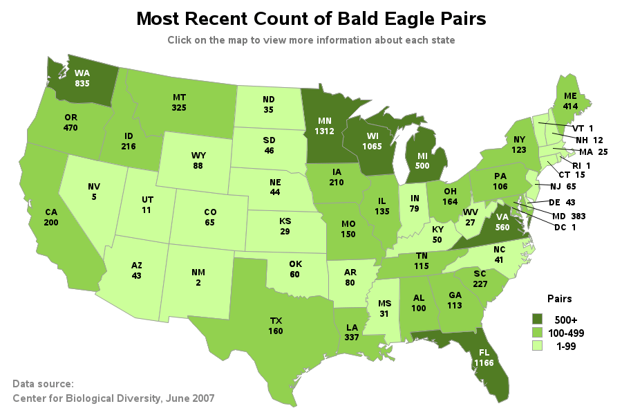 i hope you enjoyed this map monday post on bald eagles sadly after more than 60 posts and nearly 75 maps im retiring the map monday feature