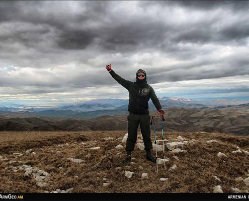 Mountains of Armenia