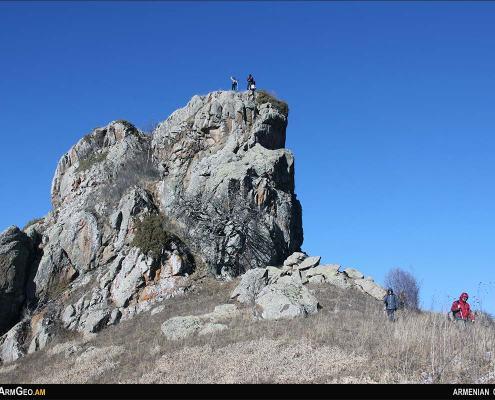 Մակաղաքար լեռ / Հայաստանի լեռները