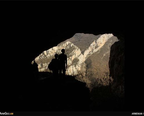 Cave of commander Avan Yuzbashi