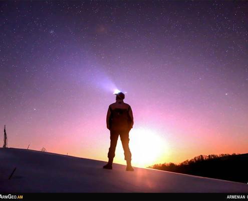 Երկօրյա վրանային արշավ Մթնասարի լեռներով