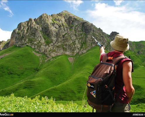 Mountain Sevazhayr / Armenian Highland