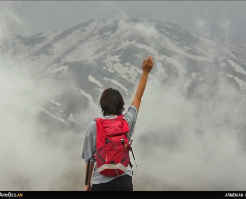 Mountain Kenatssar - Armenian Geographic
