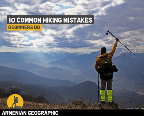 Hiking mistakes