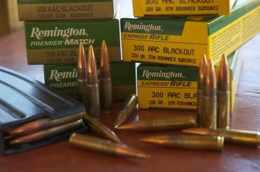 330AAC Blackout - Remington