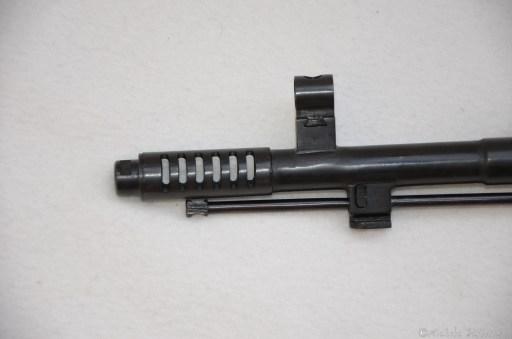 SVT-40 Il freno di bocca del I tipo.