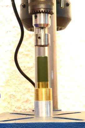 Dillon SL-900 - Particolare bobina orlatrice
