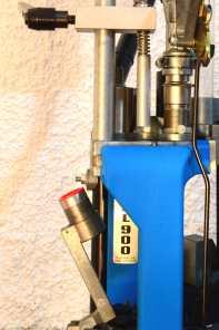 Dillon SL-900 - Particolare del centratore