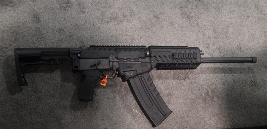 Fostech Arms Origin-12 - Lato destro