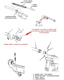 AR-15 M4 Spare Parts List - 14