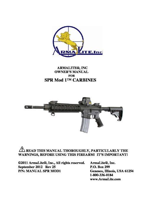 Armalite M15SPR