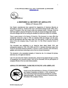 History of AR15 M16 and Armalite