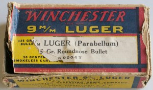Winchester 9 Luger