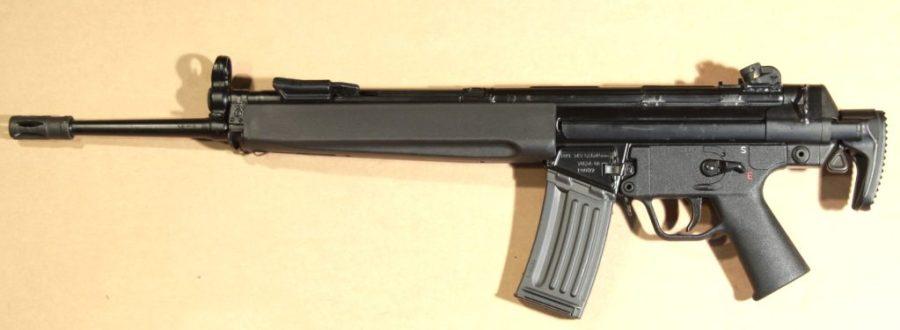 L'MKE T43 con calciolo estensibile