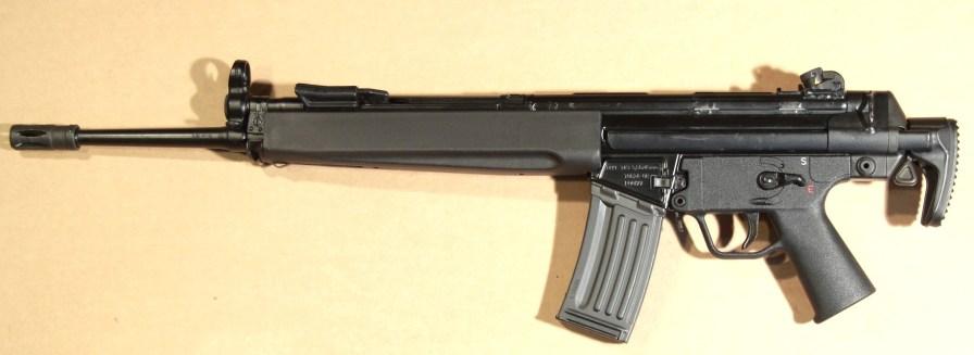 MKE T43 - Con calciolo estensibile