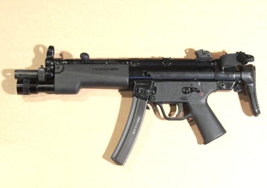 L'MKE T94 con calciolo estensibile