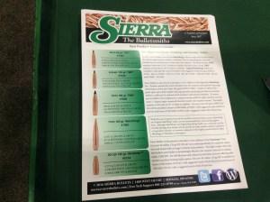 Sierra green tip