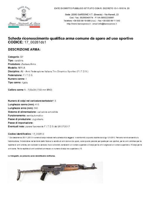 17_00281ds1 – Zastava M70.A - AOL 640 mm – (2017.09.14)