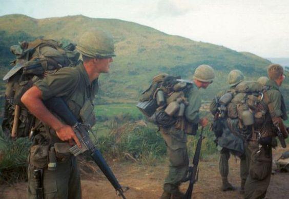 L'equipaggiamento Individuale dell'U.S. Army in Vietnam