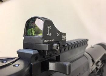 Dopter Sight C su arma